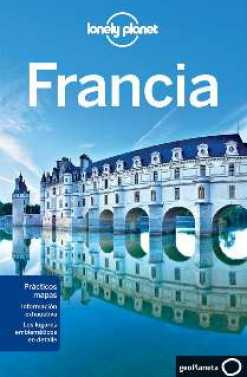 FRANCIA GUIA LONELY PLANET -2013-
