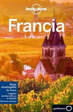 FRANCIA GUIA LONELY PLANET -2017-