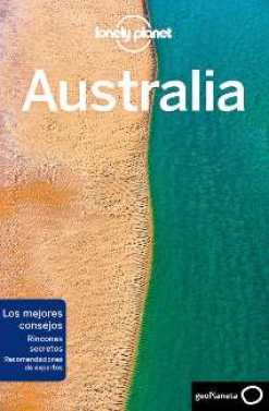 AUSTRALIA GUIA LONELY PLANET -2018-