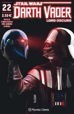 STAR WARS DARTH VADER LORD OSCURO Nº 22/25 (GRAPA)