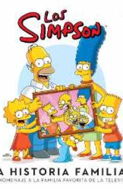 SIMPSON LA HISTORIA FAMILIAR (TD)